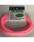 75' Pink Rattle Reel Line