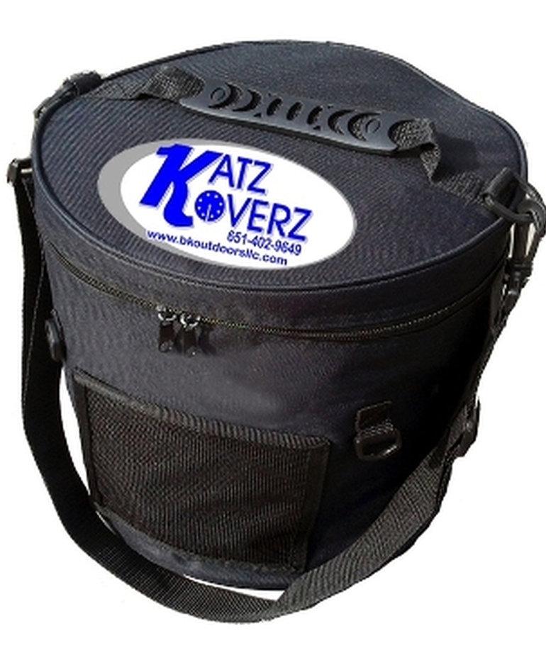 "Katz Koverz 16"" Round Katz Kase"