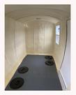 6X12 Aluma Lite Skid House Charcoal