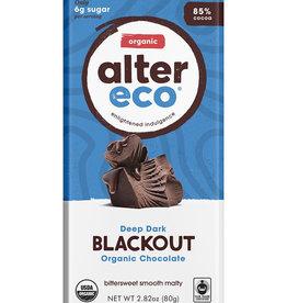 Alter Eco Alter Eco - Chocolate Bar, Dark Blackout 85%