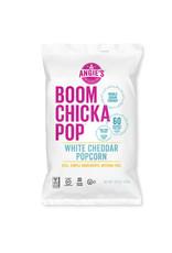 Angies BOOMCHICKAPOP Angies BOOMCHICKAPOP - Popcorn, White Cheddar (128g)
