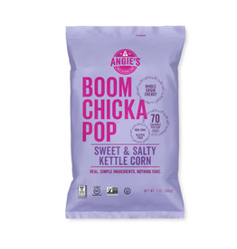 Angies BOOMCHICKAPOP Angies BOOMCHICKAPOP - Popcorn, Sweet & Salty (198g)