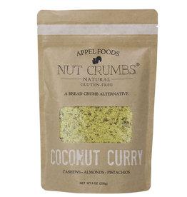 Appel Foods Appel Foods - Nut Crumbs, Coconut Curry