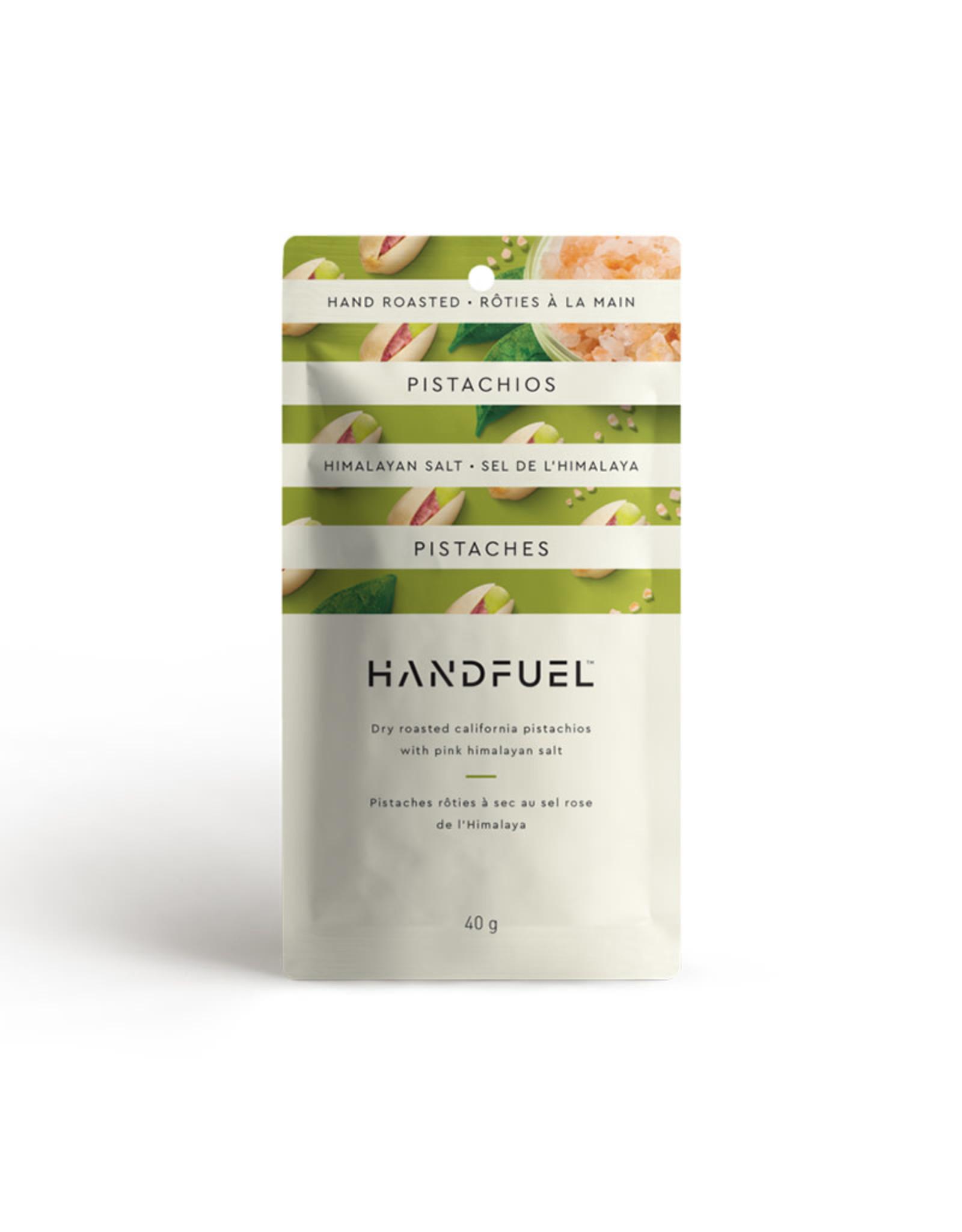 Handfuel Handfuel - Hand Roasted Pistachios (40g)