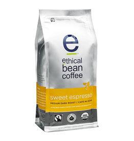 Ethical Bean Ethical Bean - Sweet Espresso Medium Dark Roast, Whol Bean (340g)