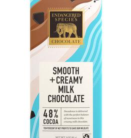 Endangered Species Endangered Species - Milk Chocolate Bar, (Sea Otter) Natural Milk Chocolate