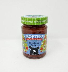 Crofters Organic Crofters Organic - Just Fruit Spread, Strawberry (235ml)