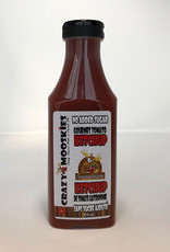 Crazy Mooskies Crazy Mooskies - No Sugar Added Ketchup with Stevia, Original (350ml)