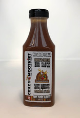 Crazy Mooskies Crazy Mooskies - No Sugar Added BBQ Sauce, Smoke N Garlic (375ml)