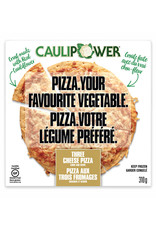 Caulipower Caulipower - Pizza Crust, Three Cheese