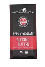 Brooklyn Born Chocolate Brooklyn - Paleo Chocolate Bar, Almond Butter (60g)
