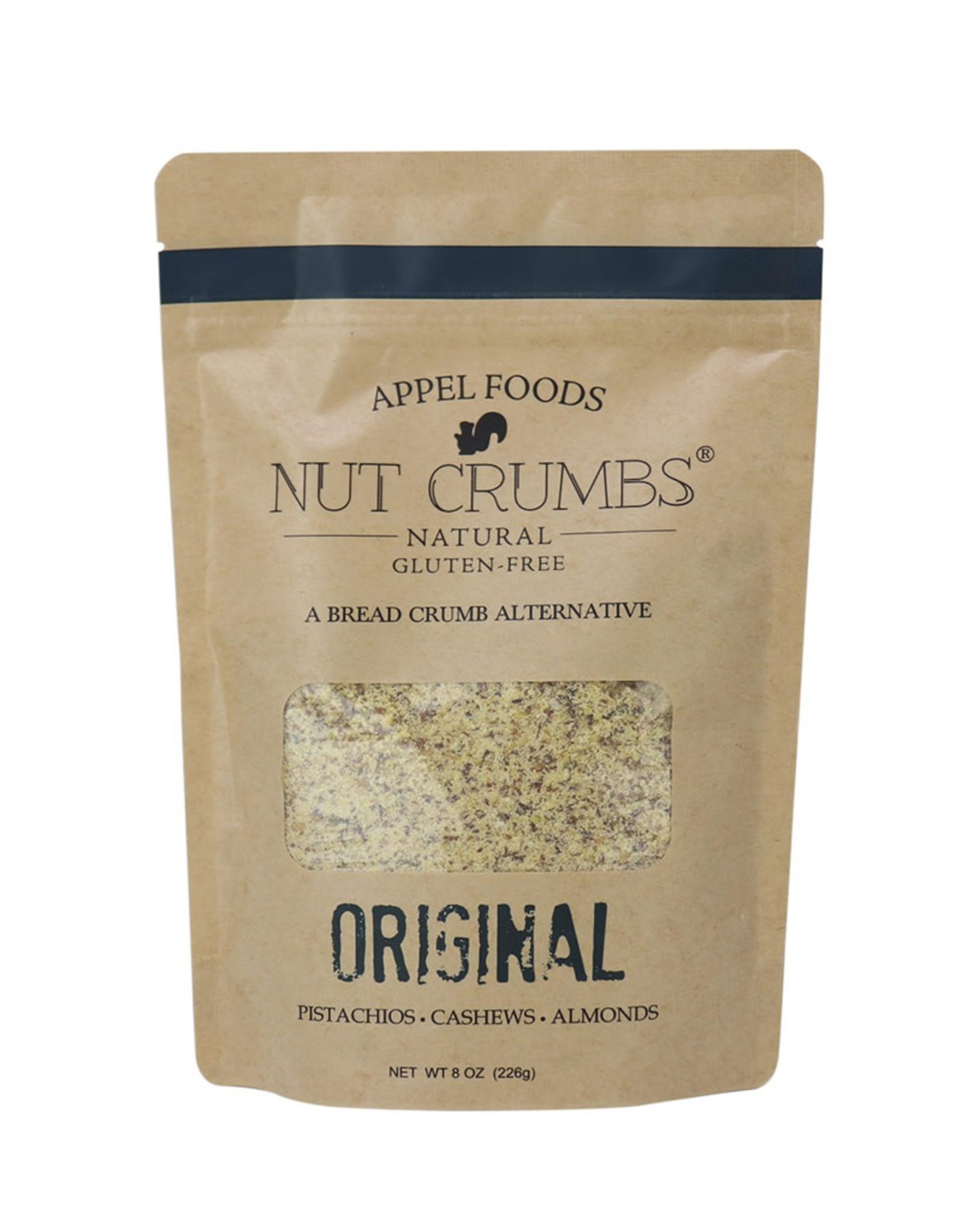 Appel Foods Appel Foods - Nut Crumbs, Original