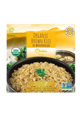 Healthee Healthee - Organic Ready to Heat Brown Rice, Chicken