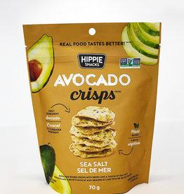 Hippie Snacks Hippie Snacks - Avocado Crisps, Sea Salt