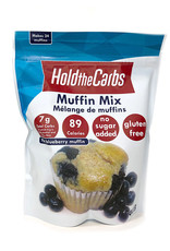 Hold the Carbs Hold the Carbs - Muffin Mix (Large)
