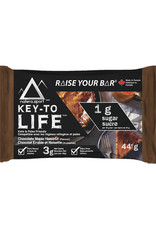 Key-to-Life Key to Life - Keto Bar, Chocolate Maple Hazelnut (44g)