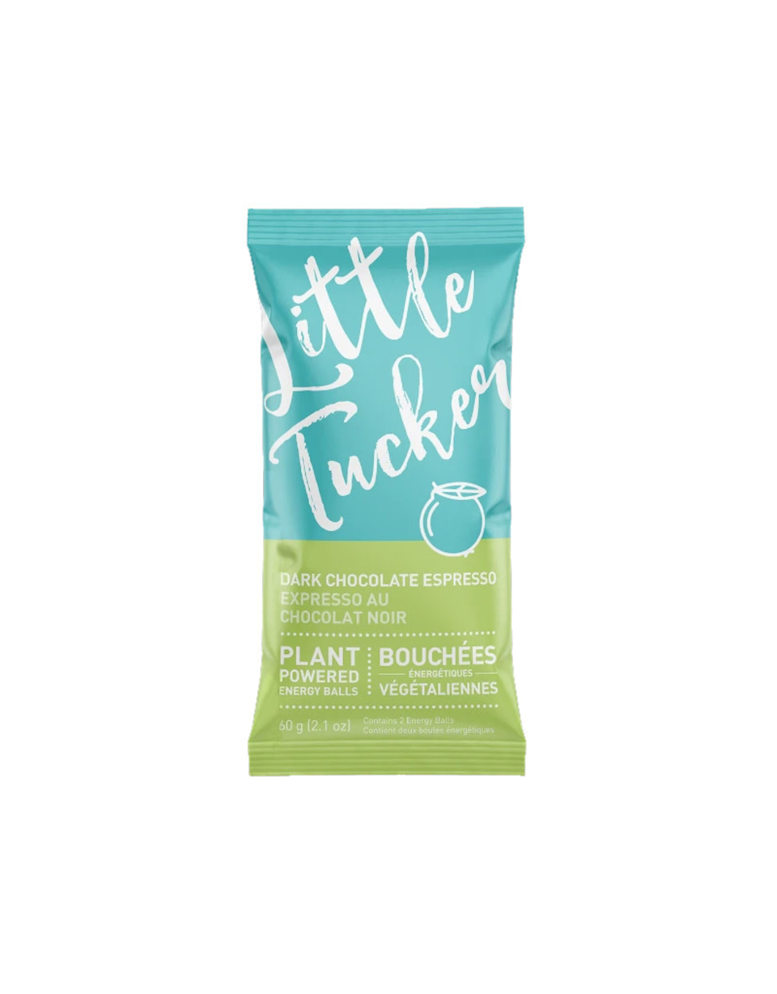 Little Tucker Little Tucker - Energy Balls, Dark Chocolate Espresso (60g)