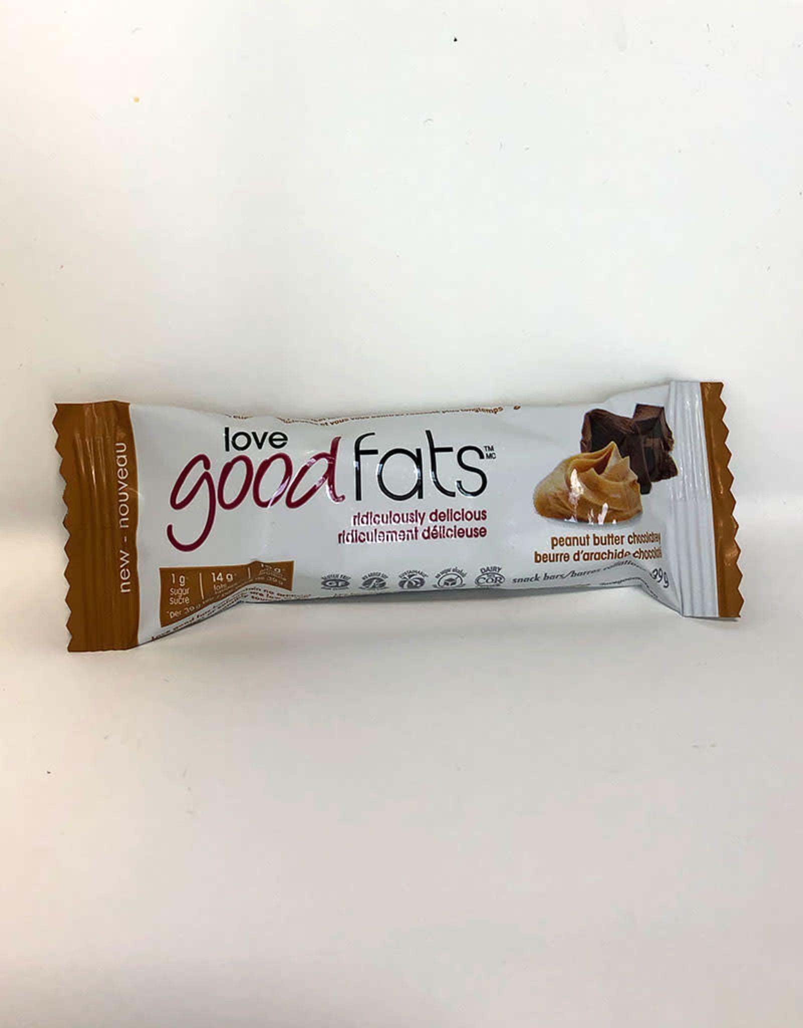 Love Good Fats Love Good Fats - Peanut Butter Chocolatey