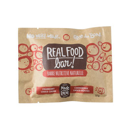 Made with Local Made with Local - Real Food Bar, Cranberry Choco Chunk
