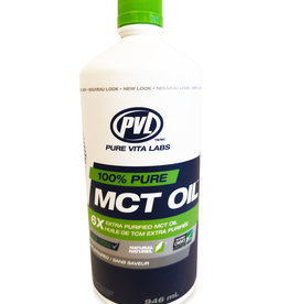 Pure Vita Labs PVL - MCT Oil (946ml)