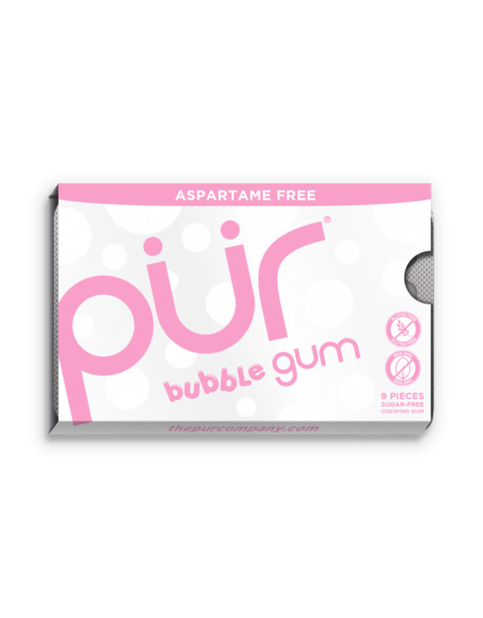 PUR PUR - Gum, Bubblegum (9pc)