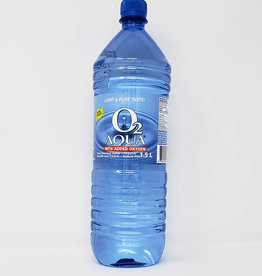 O2 Aqua O2 Aqua - Water (1.5L)