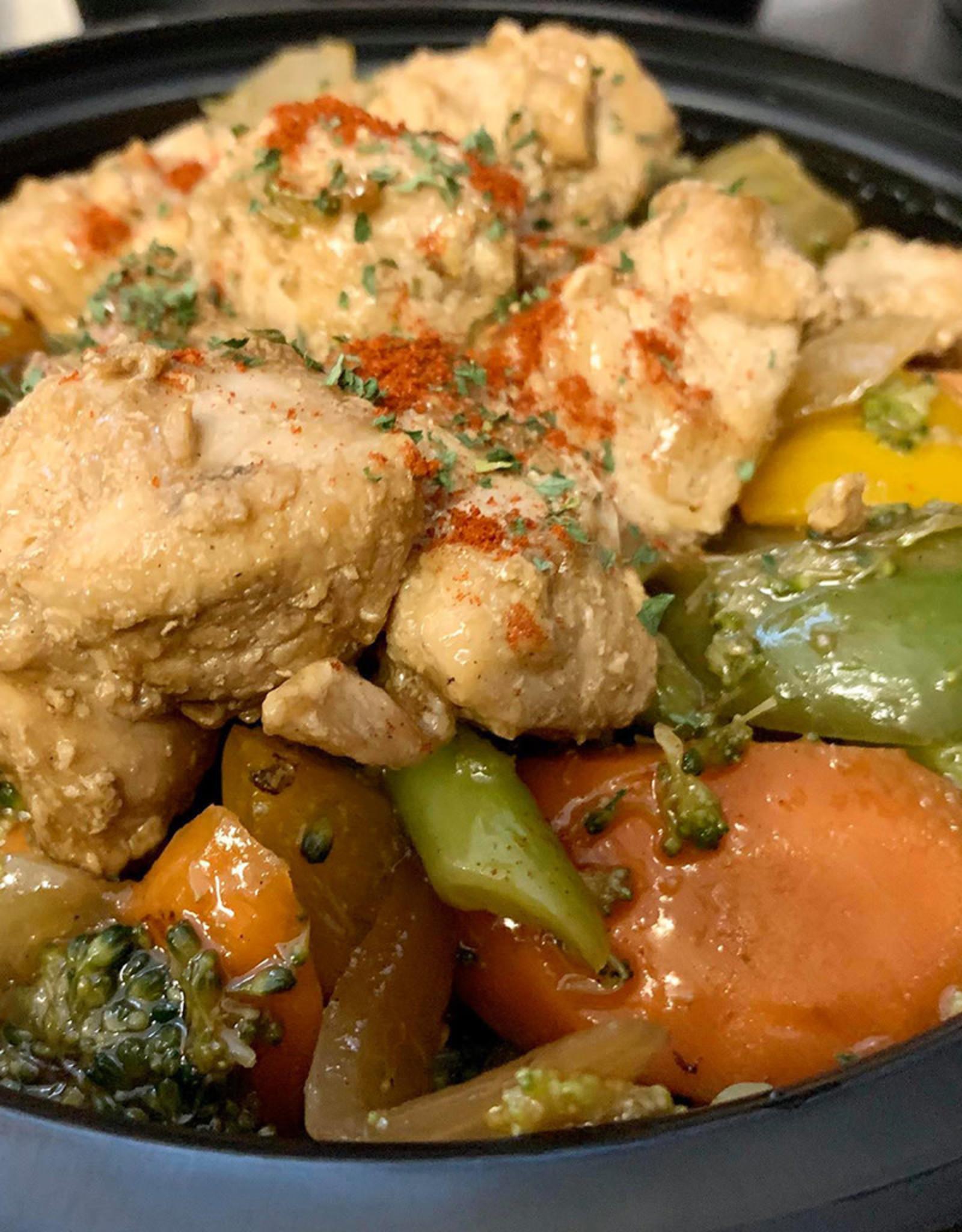 NS Rollies NS Rollies - Meals, Chicken Stir Fry