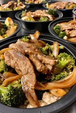 NS Rollies NS Rollies - Meals, Beef & Broccoli with Rice