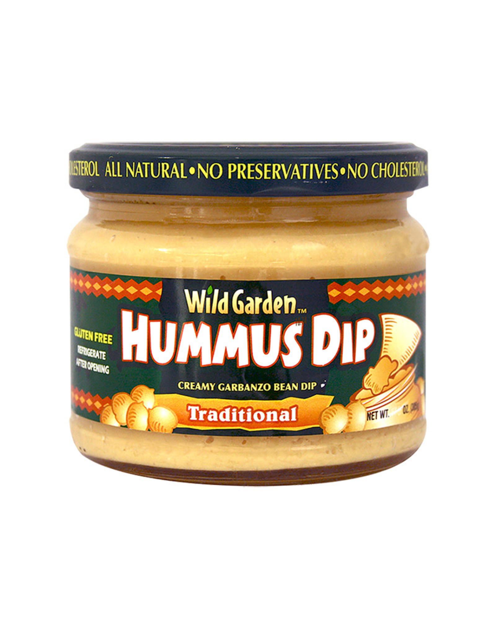 Wild Garden Wild Garden - Hummus, Traditional