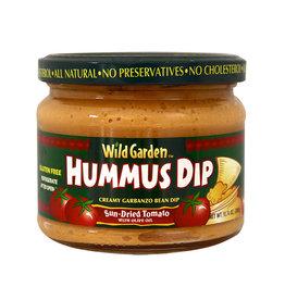 Wild Garden Wild Garden - Hummus, Sun-Dried Tomato