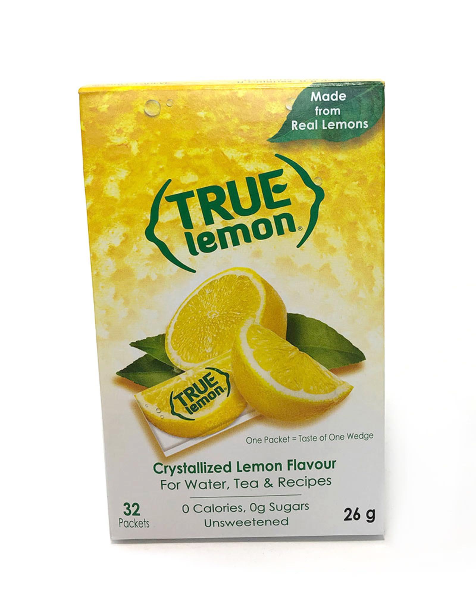 True Citrus True Lemon-Lemon, 26g