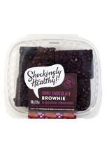 Shockingly Healthy Shockingly Healthy - Vegan Double Chocolate Brownie (4pk)