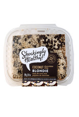 Shockingly Healthy Shockingly Healthy - Vegan Coconut Chocolate Chip Blondie