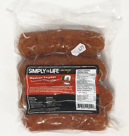 Simply For Life SFL - Sausages, Mexican