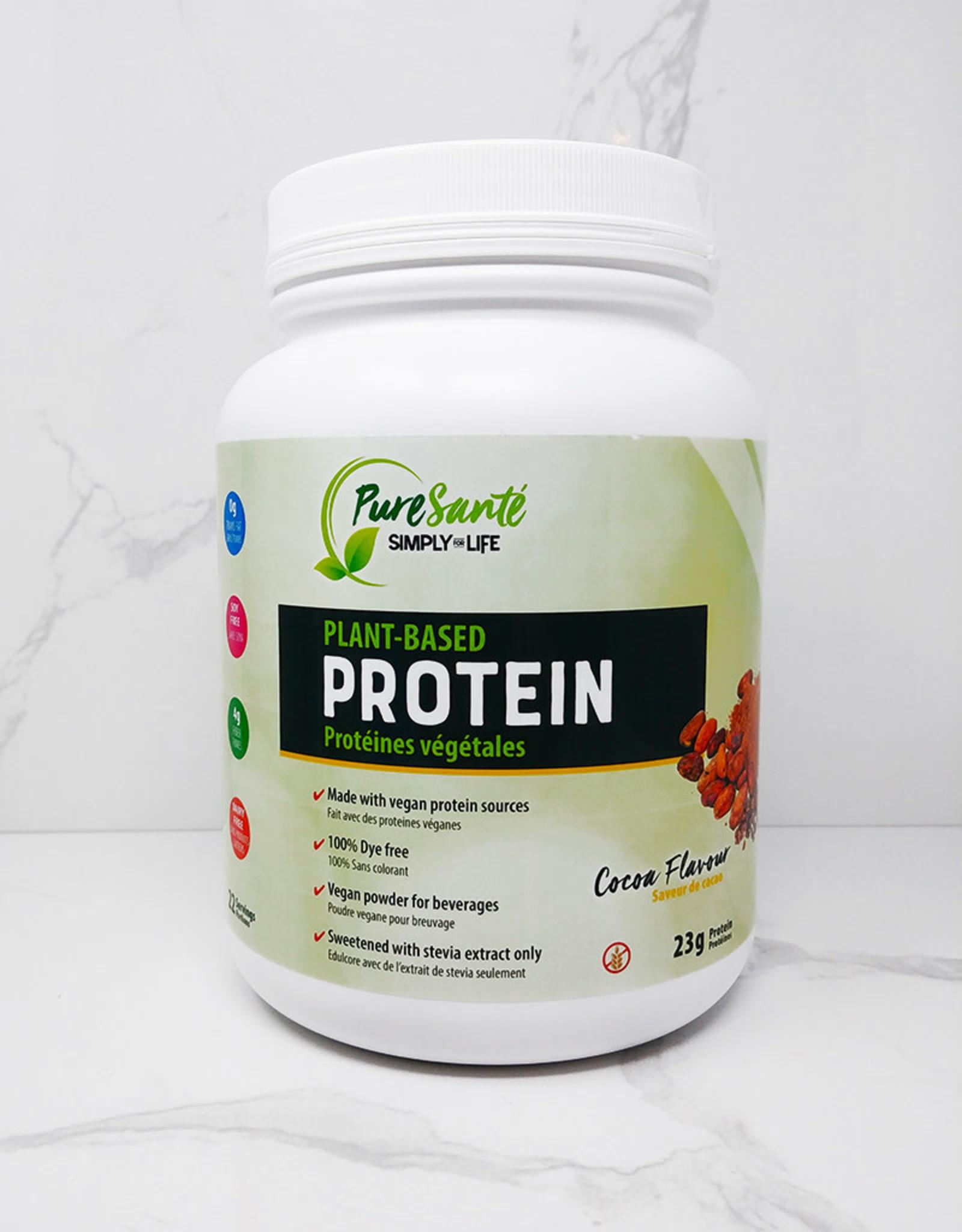 Pure Sante SFL - Plant-based Protein Powder, Cocoa (850g)