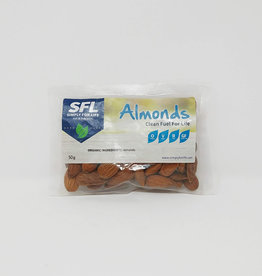 Simply For Life SFL - Organic Almonds (50g)