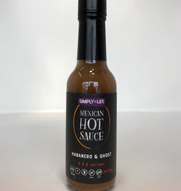Simply For Life SFL - Hot Sauce, Habanero & Ghost