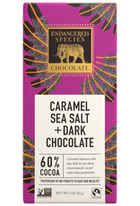 Endangered Species Endangered Species - Dark Chocolate Bar, (Eagle) Caramel & Sea salt