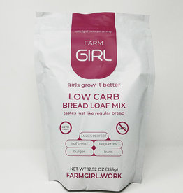 Farm Girl Farm Girl- Bread Loaf Mix, Low Carb
