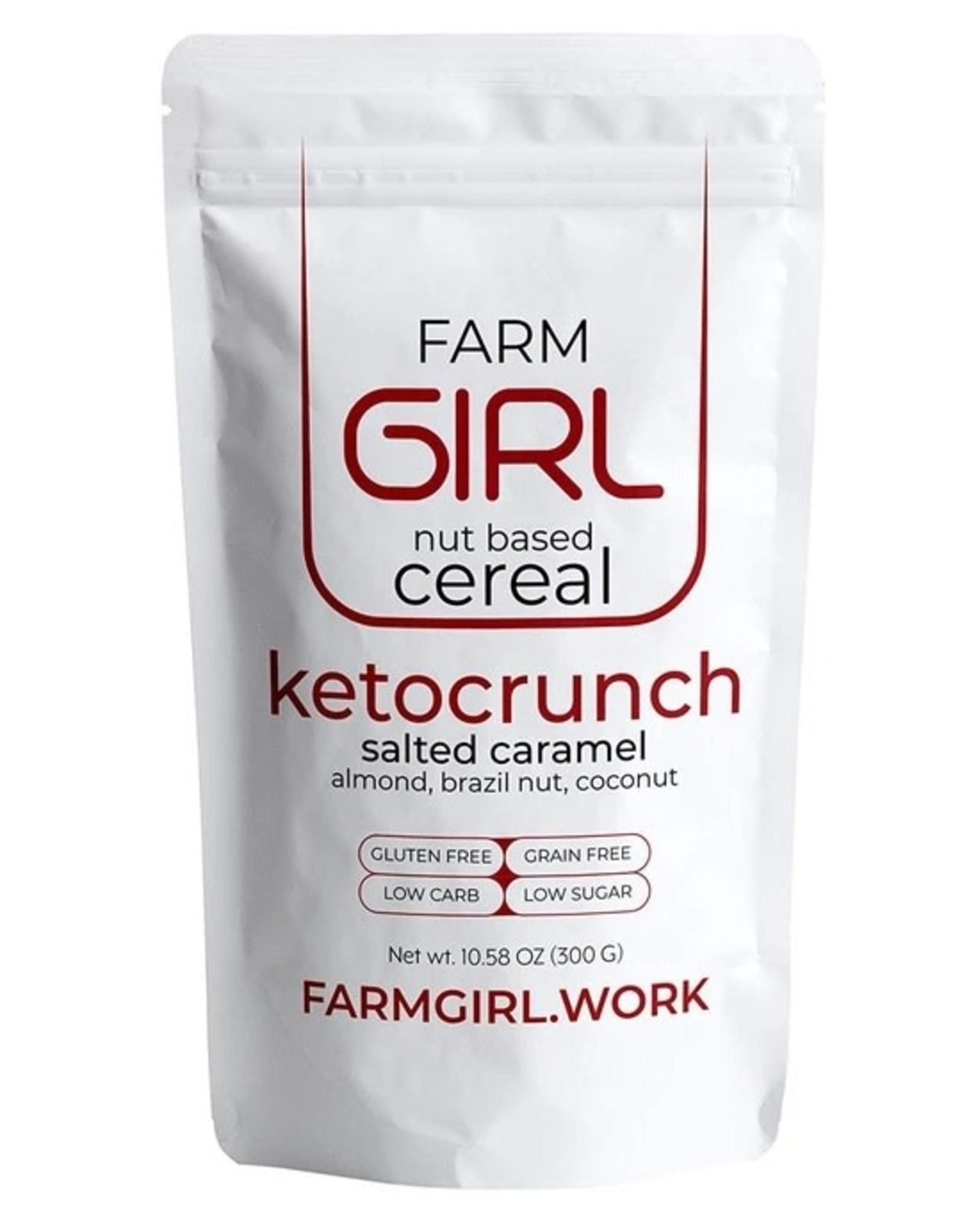 Farm Girl Farm Girl- Keto Cereal, Salted Caramel