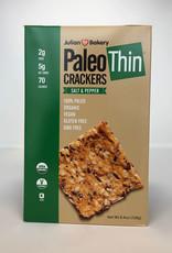 Julian Bakery Julian Bakery - Primal Thin Crackers, Salt & Pepper