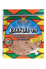 Food For Life FFL - Tortillas, Ezekiel Sprouted Whole Grain (340g)