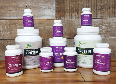 Simply For Life Supplements
