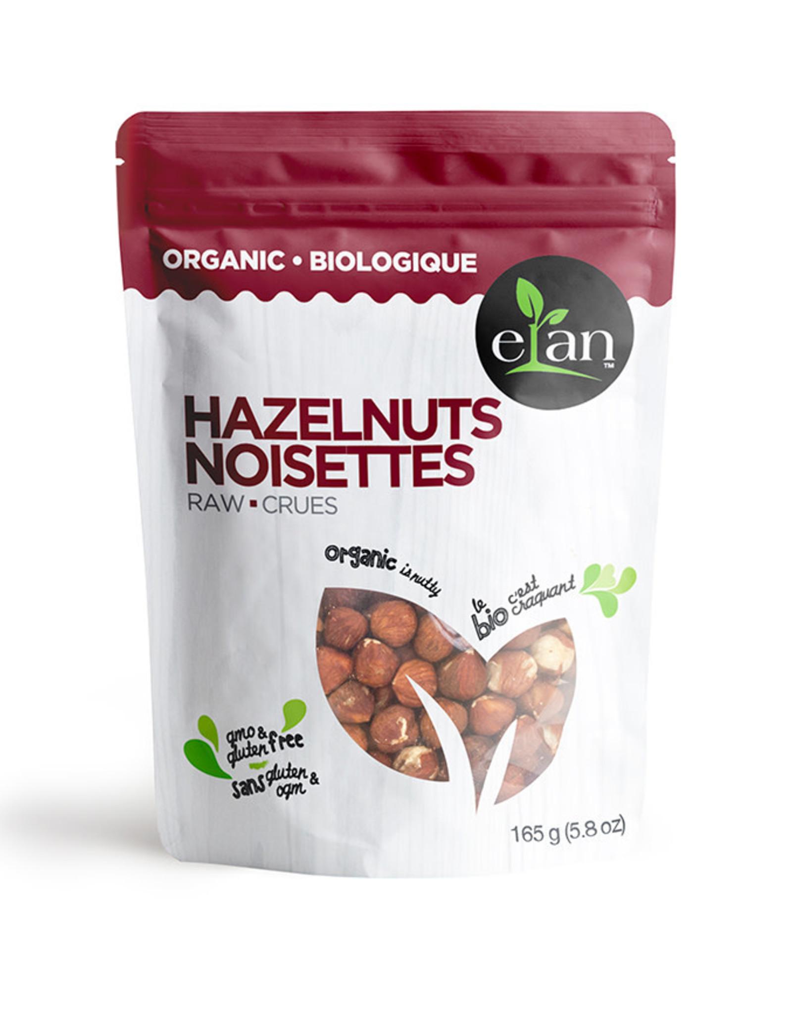 Elan Elan - Raw Hazelnuts (165g)