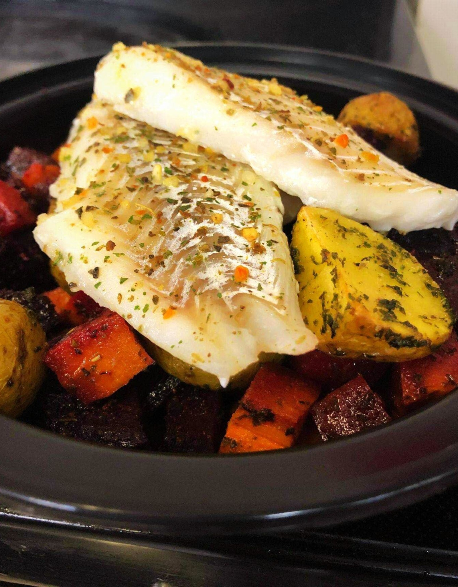 NS Rollies NS Rollies - Meals, Haddock & Roast Veggies