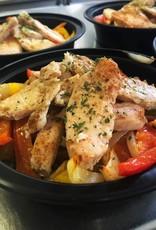 NS Rollies NS Rollies - Meals, Chicken Fajita bowl