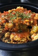 NS Rollies NS Rollies - Meals, Vegetarian Jambalaya