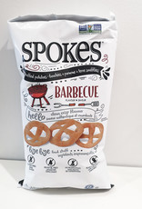 Spokes Spokes - Puffed Potatoes, Barbecue (80g)