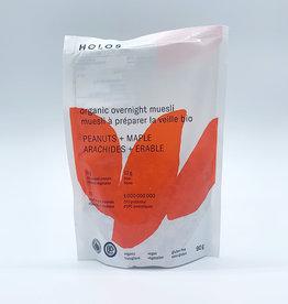 Holos Holos-Organic Overnight Muesli, Peanuts+Maple