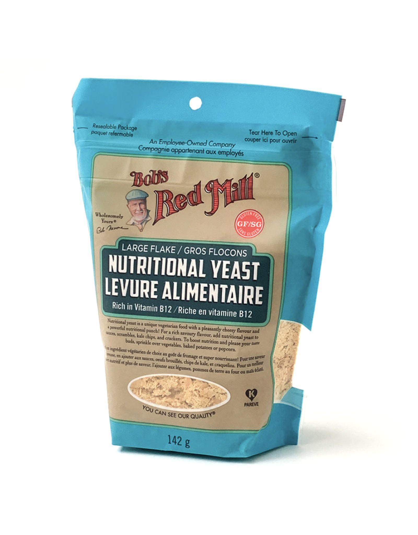 Bobs Red Mill Bobs Red Mill - Nutritional Yeast, (142g)
